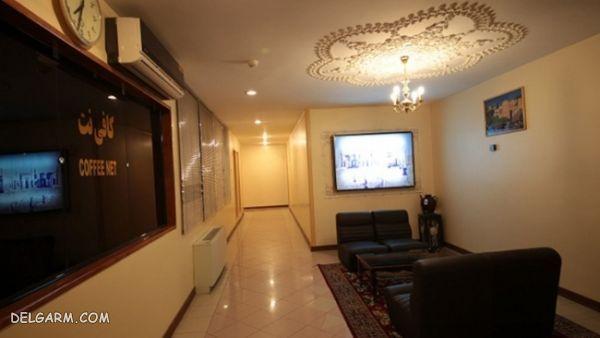 هتل کوثر شهر شیراز