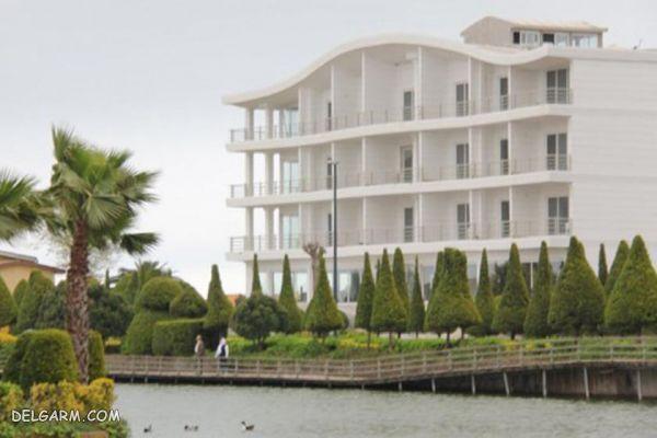 هتل ستاره دریا ، شهر چمخانه