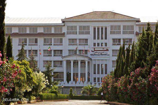 هتل اسپیناس شهر آستارا
