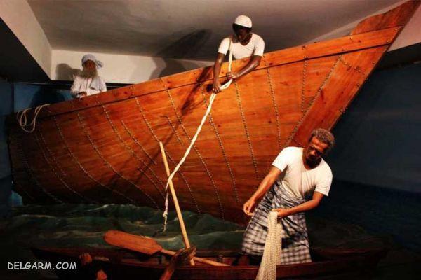 موزه مردم شناسی خلیج فارس، تجسد فرهنگ بومی در بندرعباس