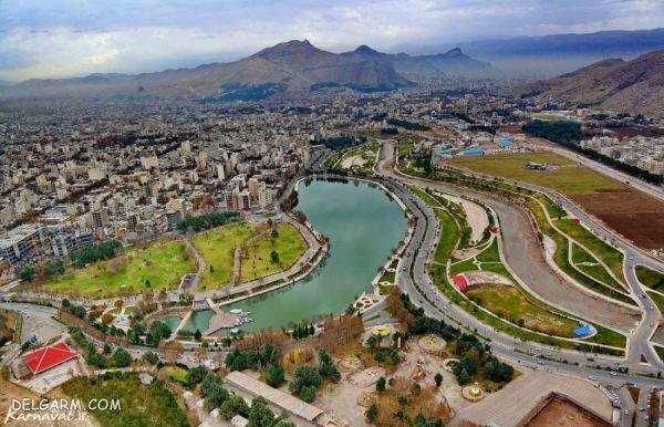 دریاچه کیو خرم آباد؛ چشمه ای جوشان در قلب شهر