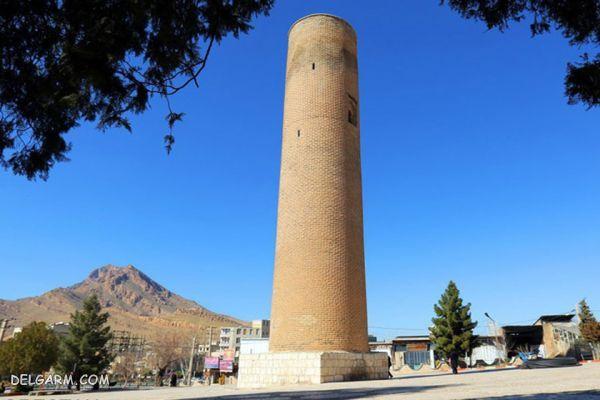 مناره آجری و تاریخی خرم آباد