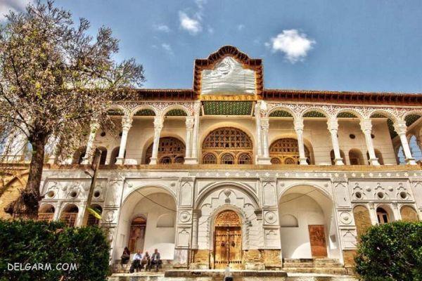 عمارت خسروآباد ؛ شاخص ترین یادگاری اردلان ها