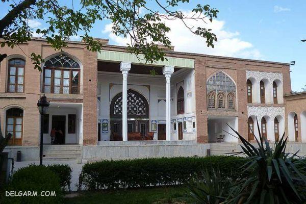 عمارت آصف وزیری ؛ خانه کردستان