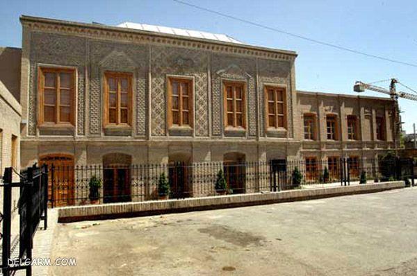 خانه تاریخی ملک در مشهد