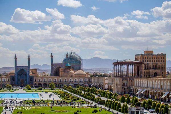میدان نقش جهان اصفهان، مجموعهای برای روایت دنیا