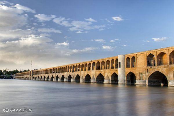 سی و سه پل اصفهان، نماد شهری که قصهها دارد