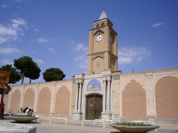 موزه کلیسای وانک ، شاهکاری از معماری ارمنی در اصفهان