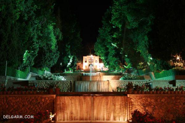باغ شاهزاده ماهان در کرمان