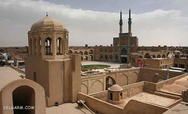 مسجد امیر چقماق در یزد