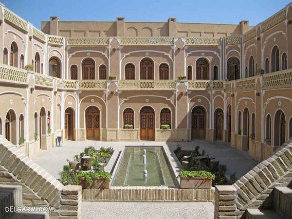 خانه لاری ها در شهر یزد