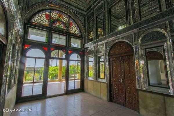باغ نارنجستان قوام ، باغ باصفای قاجاری در شیراز