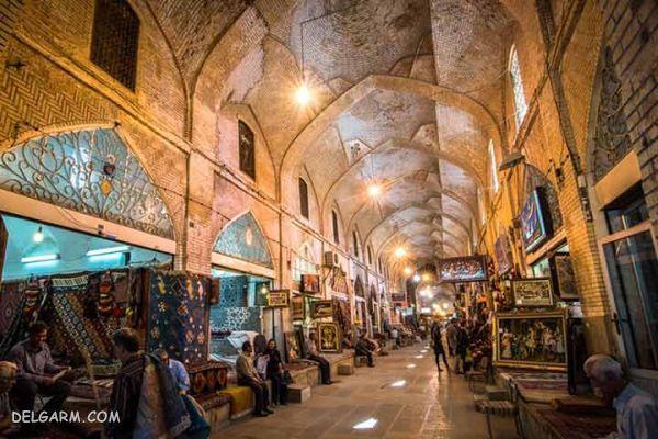 بازار وکیل ، لذت خرید از حجرههای سنتی شیراز