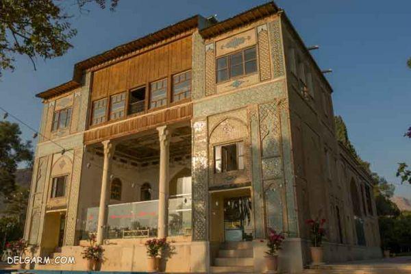 باغ دلگشا ،چهارباغ ایرانی شیراز