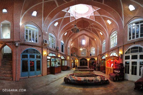 بازار تبریز، میراثی تاریخی در دل شهر