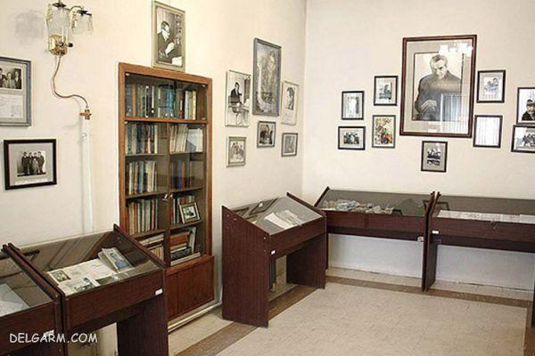 موزهی استاد شهریار در تبریز