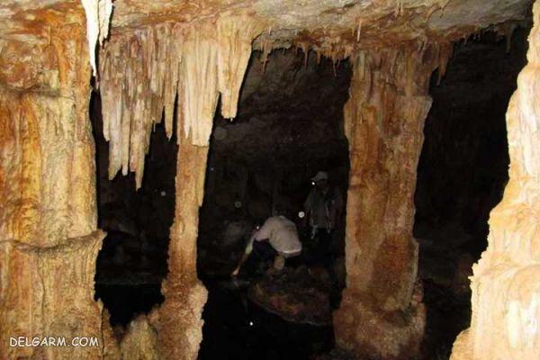 غار کناتاریکه ؛ ماجراجویی سرد در ایلام