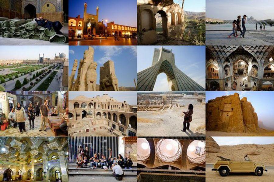 معرفی بهترین شهرها همراه با مناطق دیدنی
