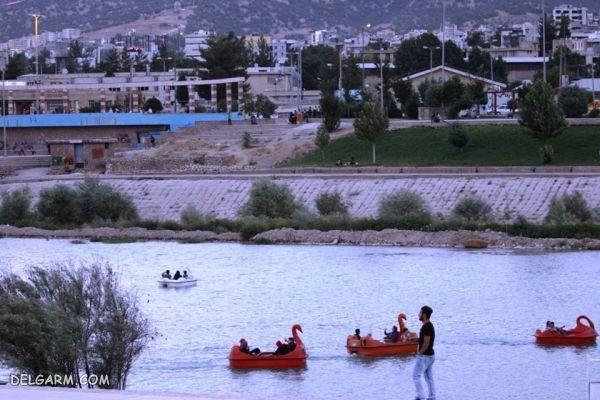 پارک ساحلی رود بشار