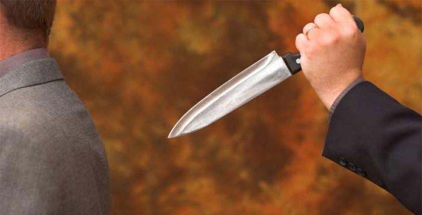 حکایت ضرب المثل از پشت خنجر زد چیست ؟