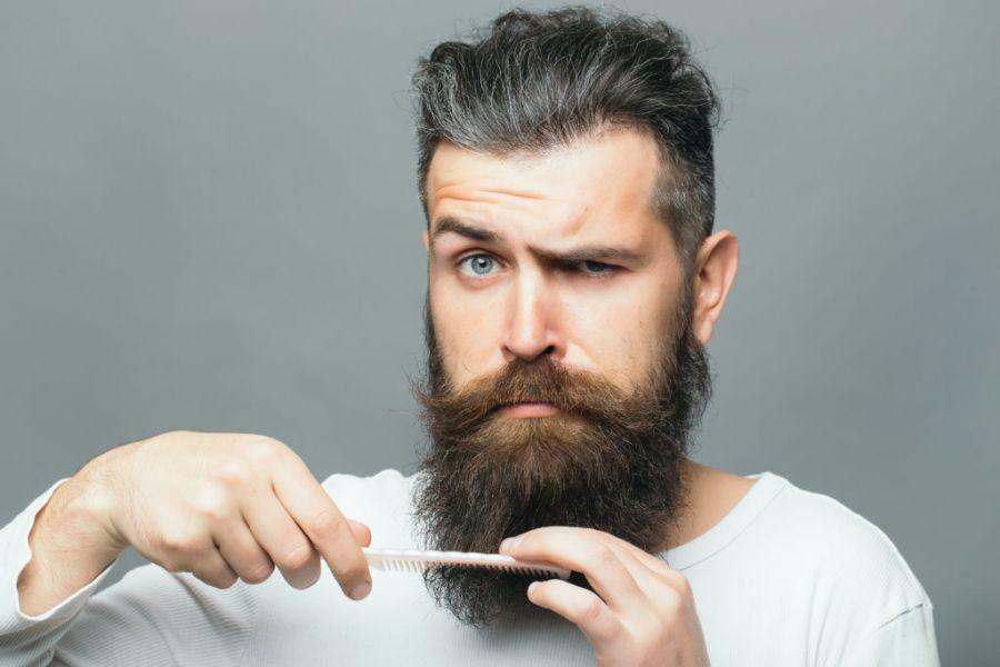 جریان ضرب المثل  از ریش به سبیل پیوند می کند چیست ؟