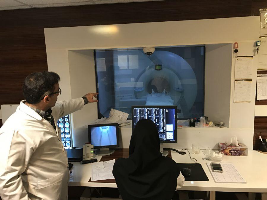 آدرس و تلفن مراکز ام آر آی (MRI) در شهر سمنان