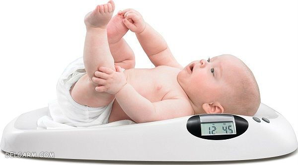 راهنمای تغذیه ماه به ماه و وزن گیری کودک تا یک سالگی