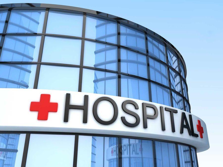 چند بیمارستان در ایران وجود دارد ؟