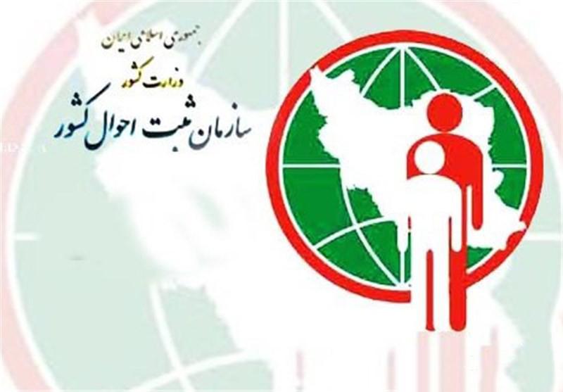 شعبه های اداره ثبت احوال در استان آذربايجان غربی