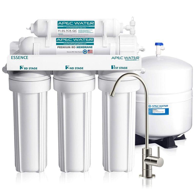 دستگاه تصفیه آب خانگی خوب باید چه مشخصاتی داشته باشد ؟
