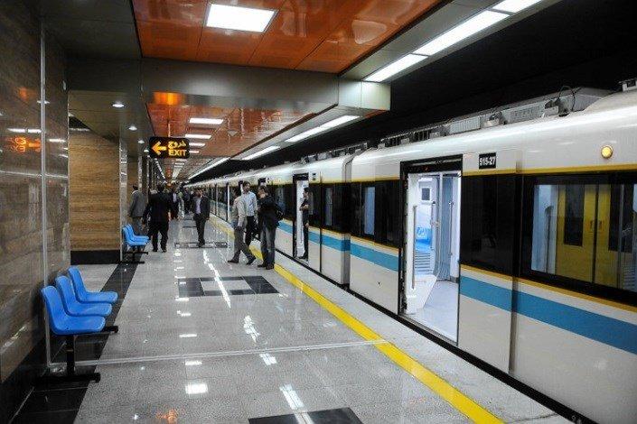 لیست آدرس ایستگاههای مترو در تهران