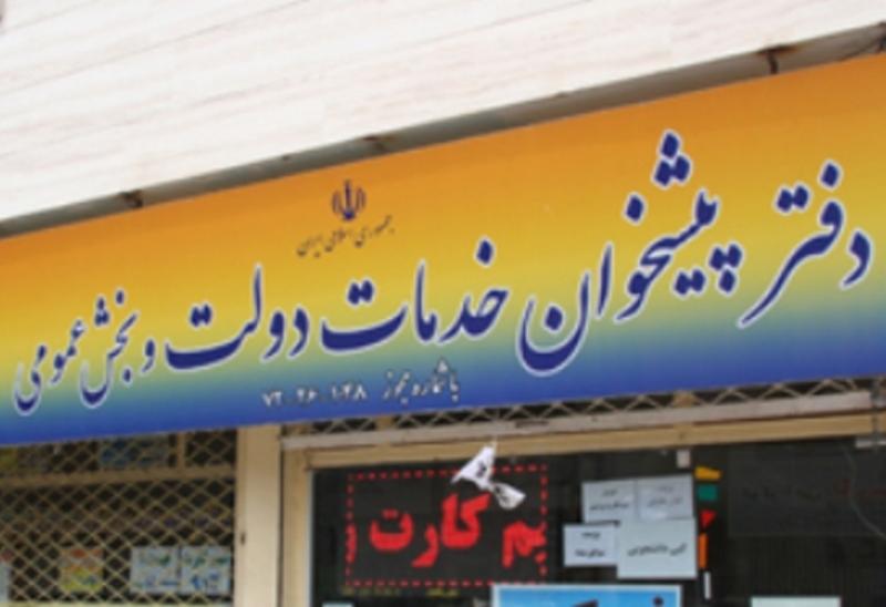 لیست نام و آدرس دفاتر پیشخوان دولت منطقه ۲۱ تهران
