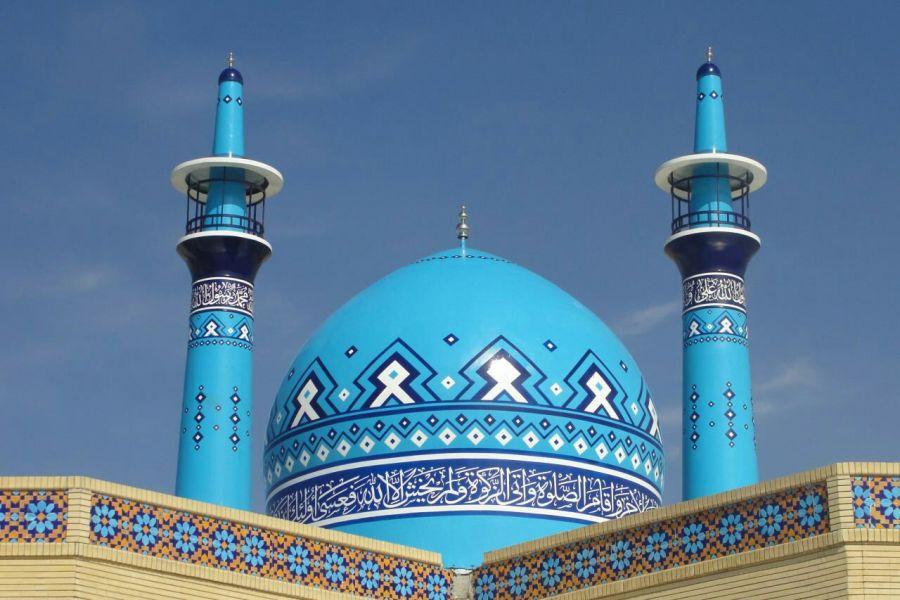 نام و آدرس مساجد خیابان ارتش اصفهان
