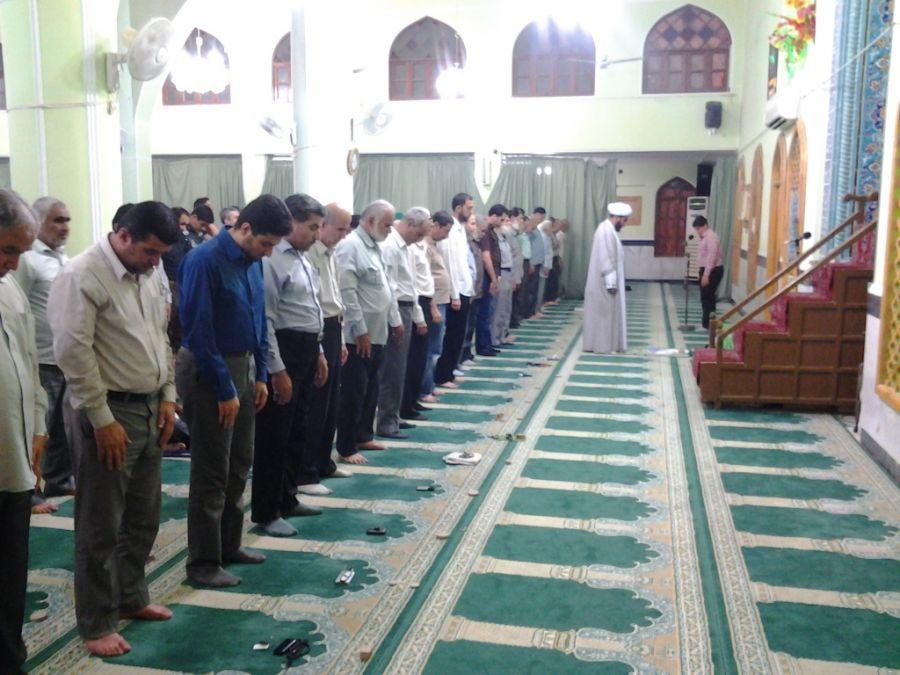 لیست نام و آدرس مساجد خیابان بزرگمهر اصفهان