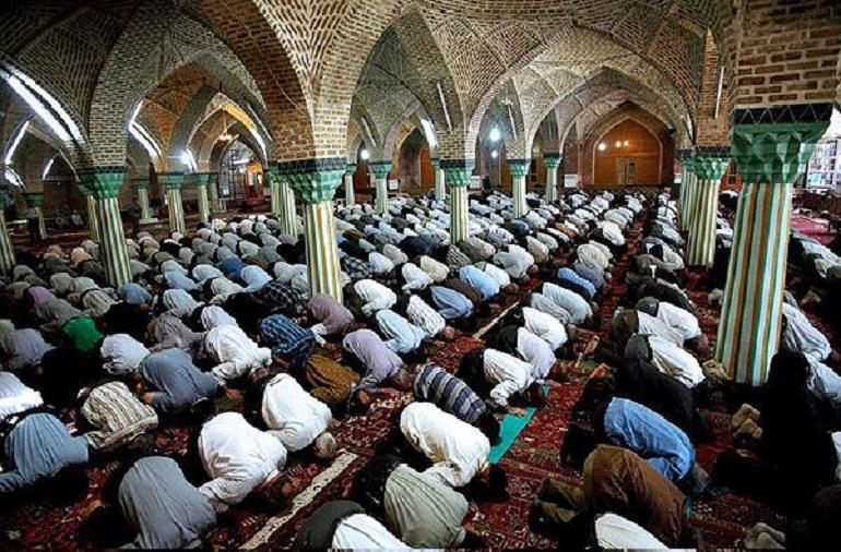 لیست نام و آدرس مساجد خیابان پروین اصفهان