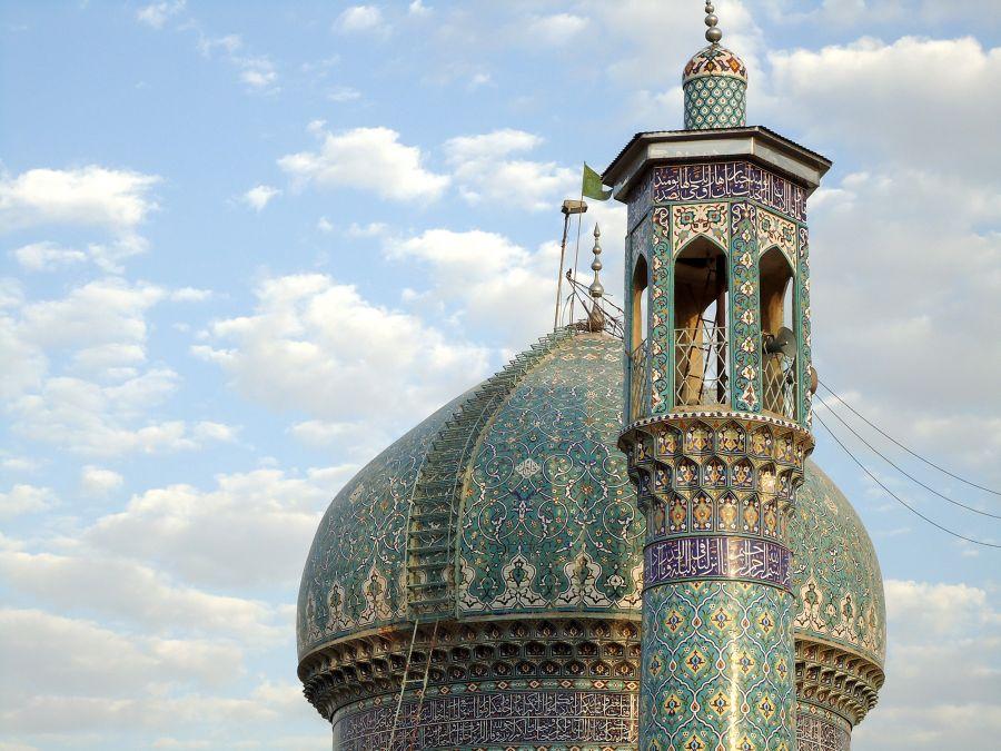 لیست نام و آدرس مساجد خیابان حکیم نظامی اصفهان