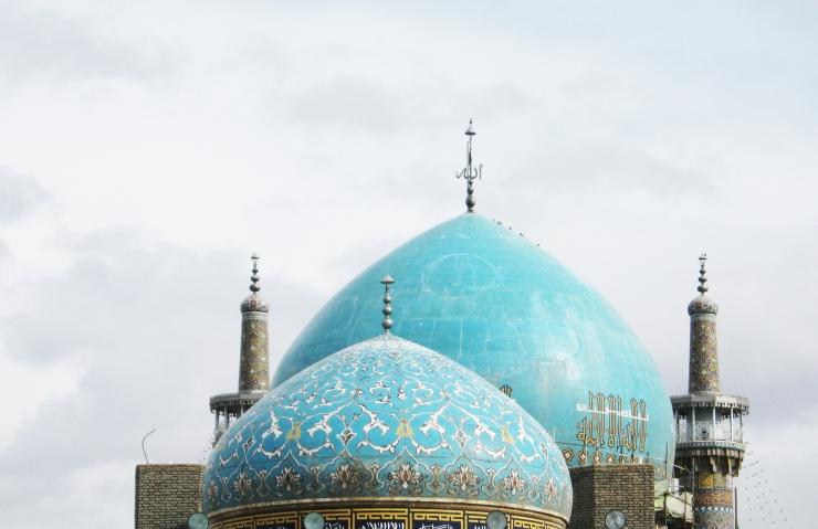 نام و آدرس مساجد در شهر خانه اصفهان
