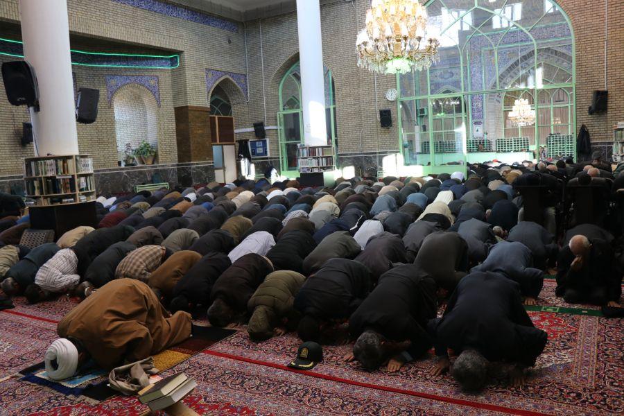 لیست نام و آدرس مساجد خیابان طالقانی اصفهان