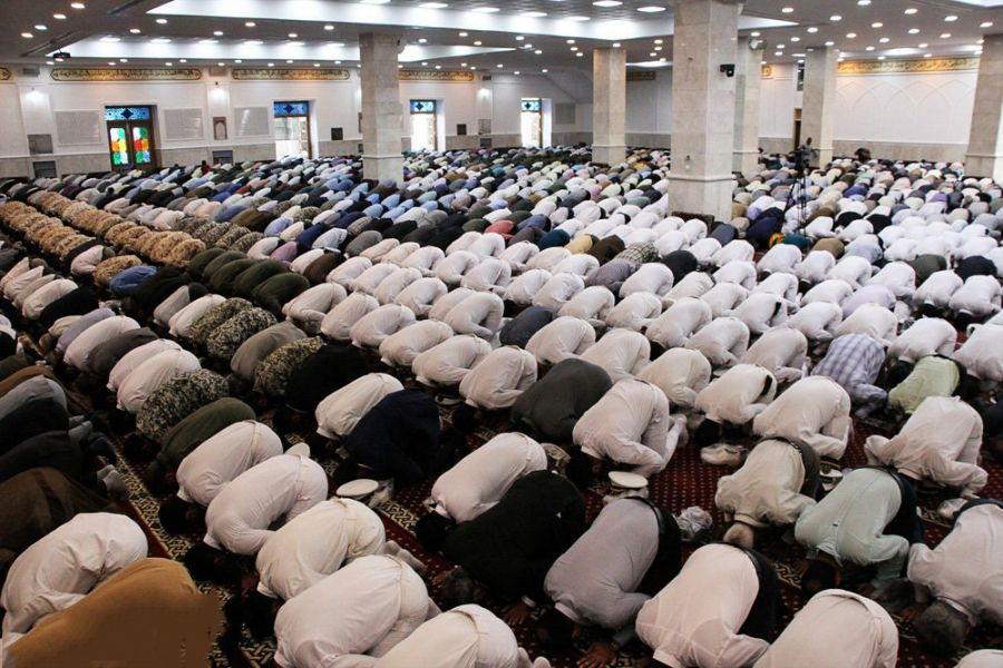 لیست نام و آدرس مساجد خیابان مدرس  اصفهان