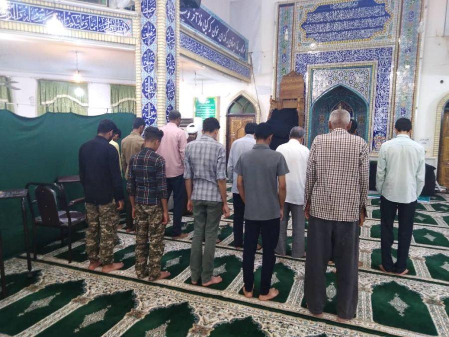 نام و آدرس مساجد خیابان  نیکبخت اصفهان