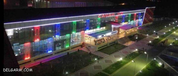 مرکز خرید AVM نخجوان باکو