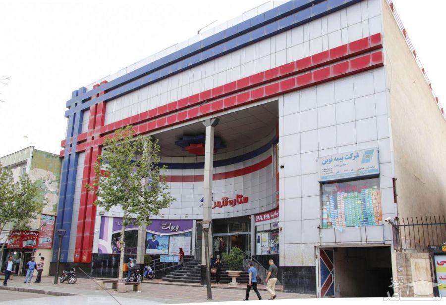 آدرس مراکز خرید در شهر  تاریخی قزوین