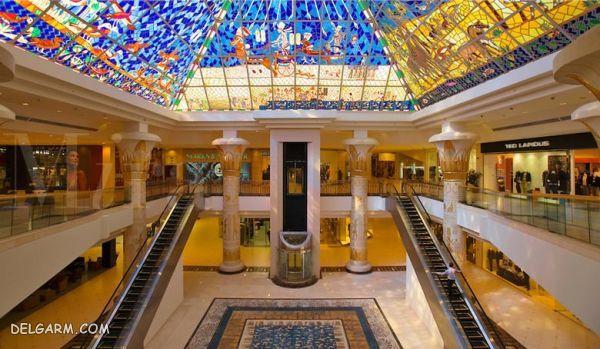 مرکز خرید وافی دبی