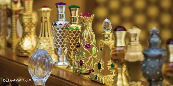 بازار عطر و ادکلن دبی