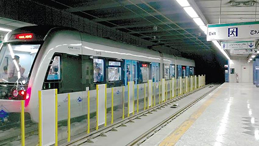 لیست آدرس ایستگاههای مترو در مشهد