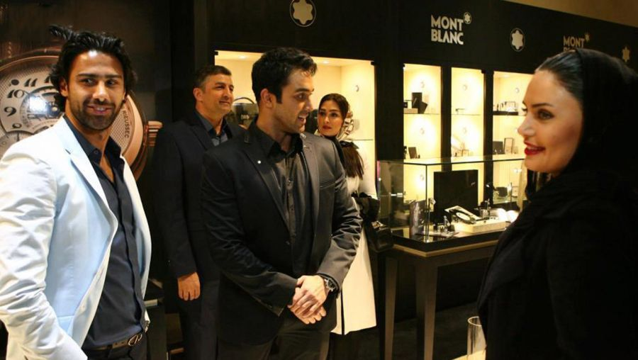 مرکز خرید مریم : گران ترین پاساژ در تهران