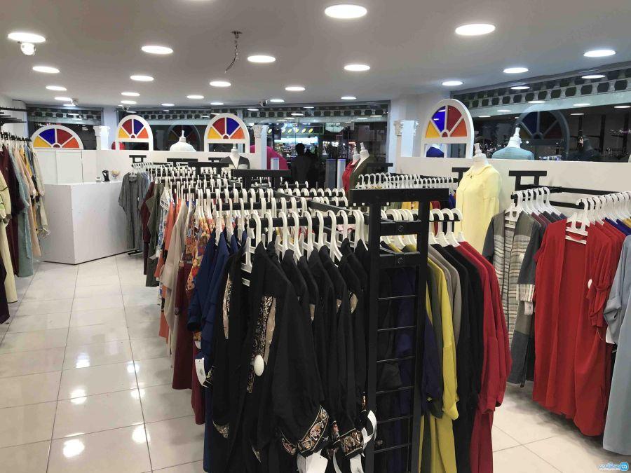 لیست مرکز خرید مانتو در تهران