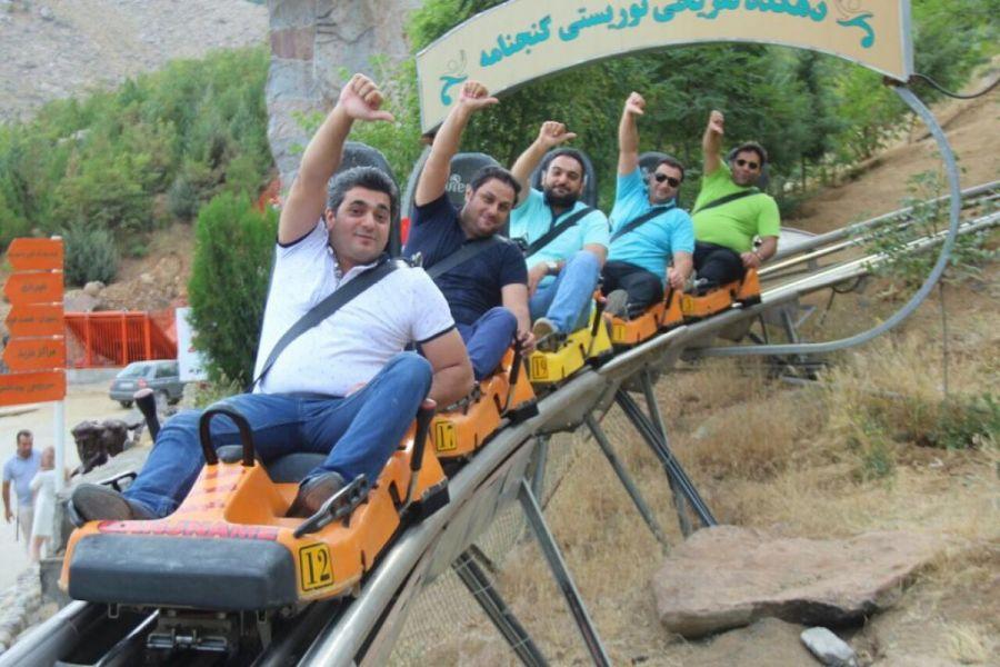معرفی کامل دهکده توریستی گنجنامه همدان