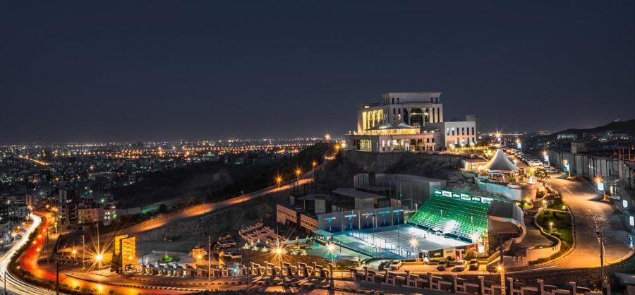 شهربازی وکیل آباد : کوهستان پارک شادی مشهد