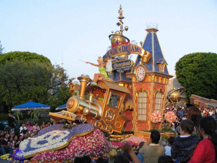 پارک تفریحی دیزنیلند : معرفی پارک تفریحی دیزنیلند کالیفرنیا